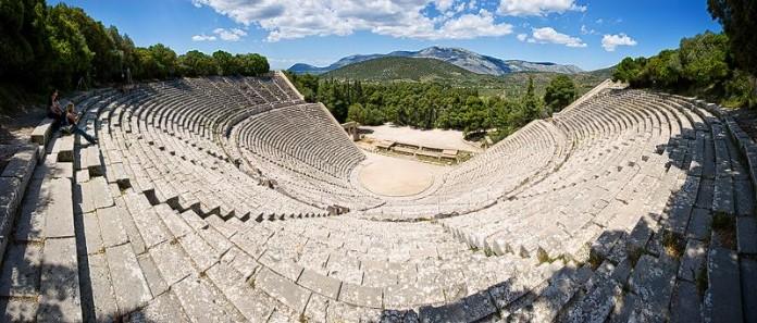 Svelato il segreto dell'eccezionale acustica del Teatro di Epidauro dell'Antica Grecia 4
