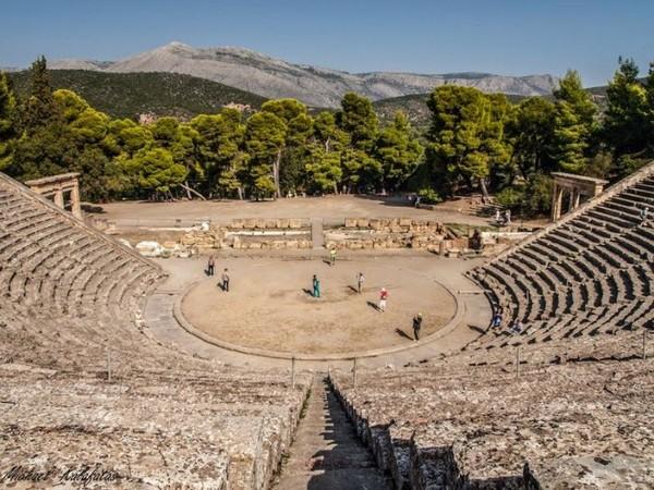 Svelato il segreto dell'eccezionale acustica del Teatro di Epidauro dell'Antica Grecia 5
