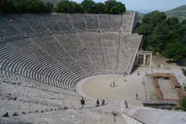 Svelato il segreto dell'eccezionale acustica del Teatro di Epidauro dell'Antica Grecia 7