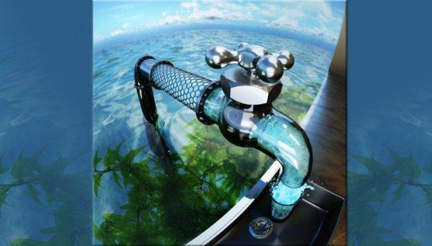 Filtrare l'acqua salata con i nanotubi