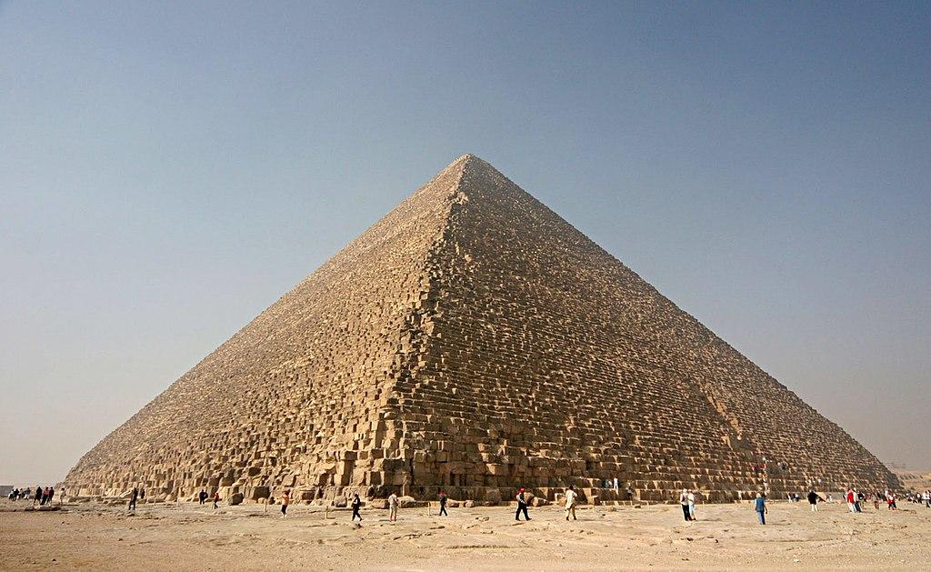 Non chiamatela la grande Piramide di Cheope