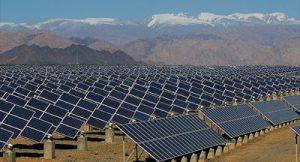 La Cina costruisce il piu' grande impianto solare del mondo e sogna di essere la prima superpotenza green 1