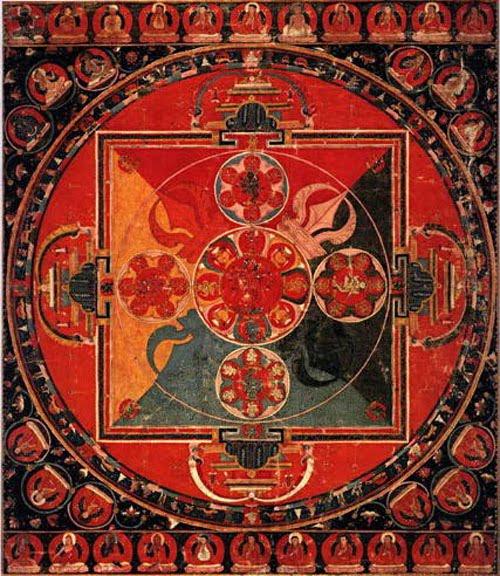 Il Bardo Thodol – Libro tibetano dei morti