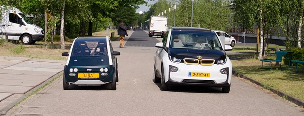 Dall'Olanda Lina, l'automobile biodegradabile fatta di lino e zucchero 2