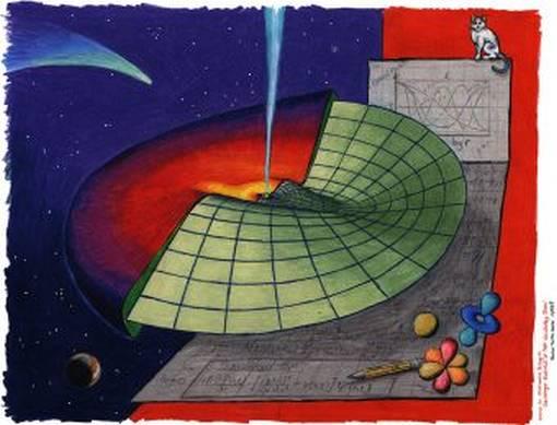Schrödinger nello spazio 1