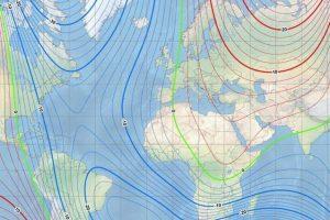 Inversione dei poli, nuovi calcoli ci obbligano ad aggiornare tutti i GPS: cosa sta succedendo 1