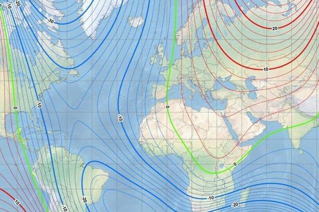 Inversione dei poli, nuovi calcoli ci obbligano ad aggiornare tutti i GPS: cosa sta succedendo