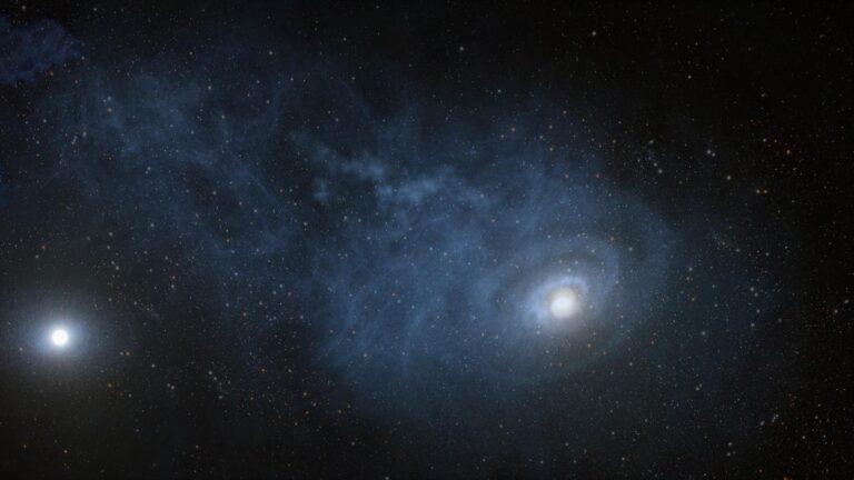 Gasdotti a spirale per nutrire le galassie 1