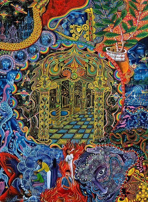 Ayahuasca, la porta dell'altra realtà 1