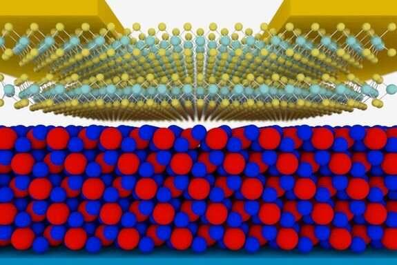 È giunta l'era dei transistor in 2D ! Per nanochips ultraveloci 1