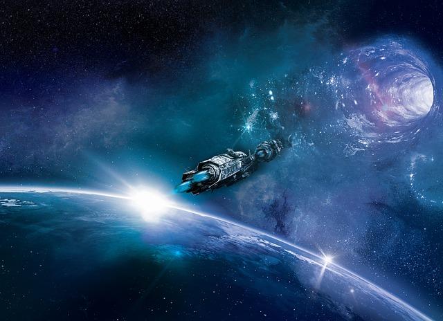 C'è un wormhole al centro della Via Lattea? 1