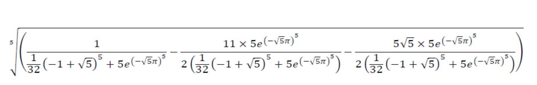 matematica di Ramanujan