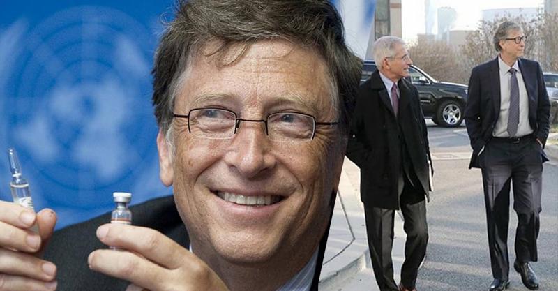 Billa Gates - vaccini - poliomielite