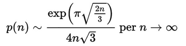 La matematica di Ramanujan e la sua applicazione alla Fisica ed alla Cosmologia 1