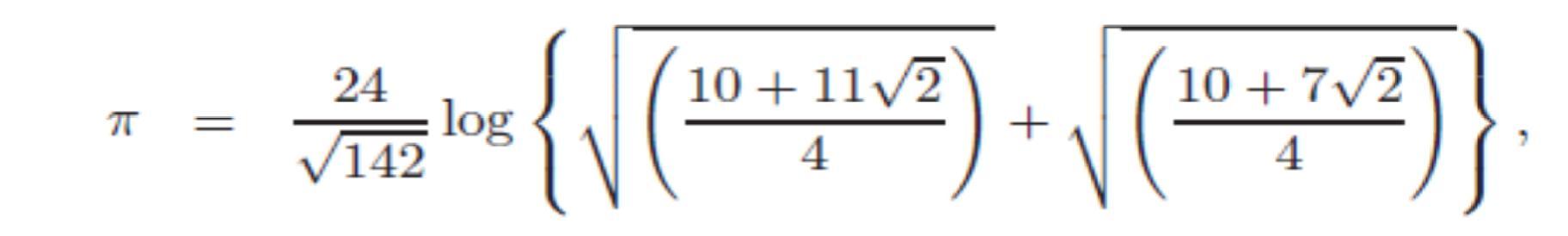 La matematica di Ramanujan e la sua applicazione alla Fisica ed alla Cosmologia 2