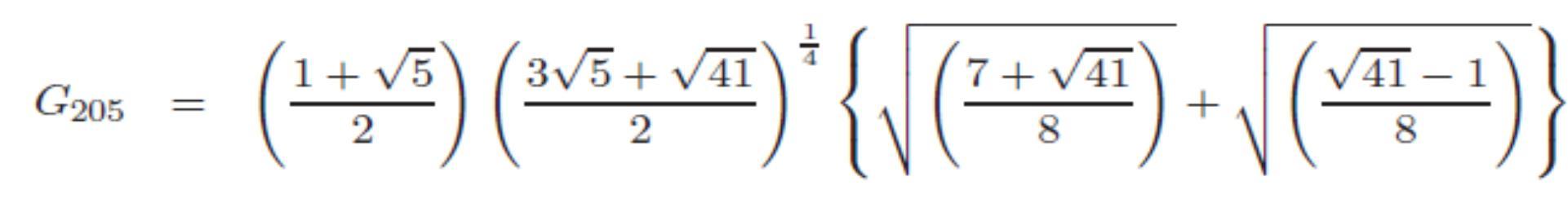 La matematica di Ramanujan e la sua applicazione alla Fisica ed alla Cosmologia 3