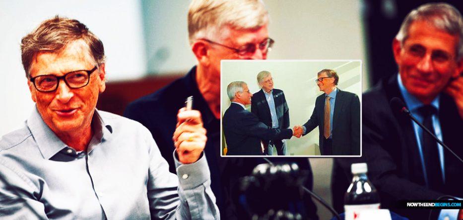 Piano mondiale per la vaccinazione di massa - Anthony Fauci & Bill Gates 1