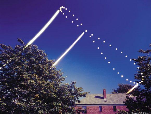 L'analemma del sole sulla Terra piatta