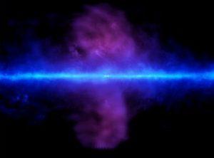 All'origine delle bolle di Fermi 1
