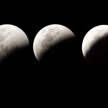 Le eclissi di sole e di luna