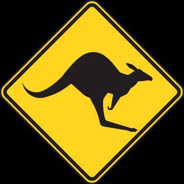 Il problema dell'Australia sulla Terra piatta