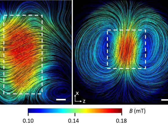 Il campo magnetico sulla Terra piatta