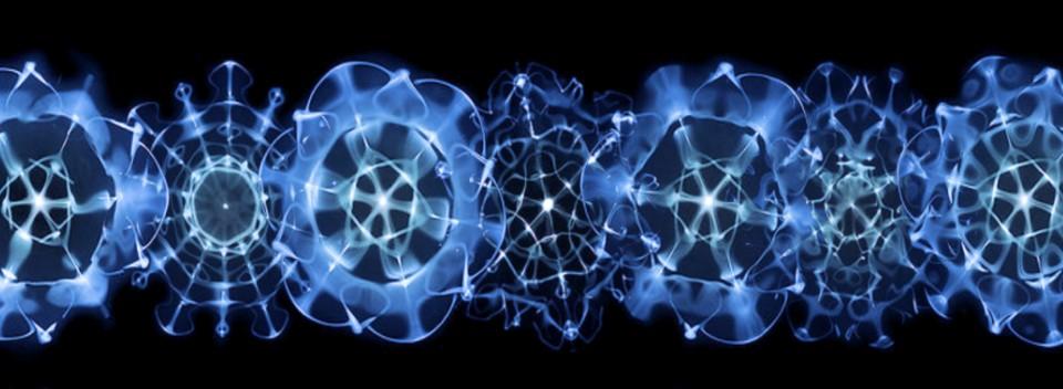 L'atomo e le molecole di etere 1