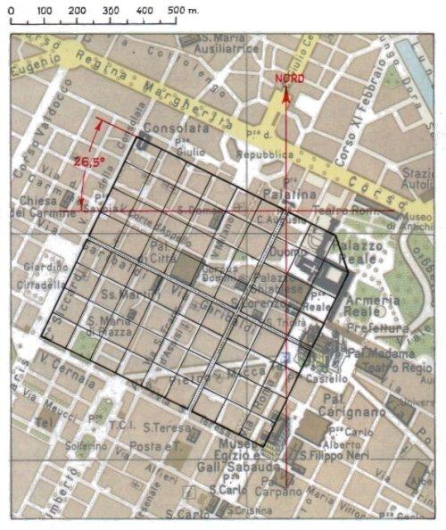 Torino e la Geometria Sacra 1