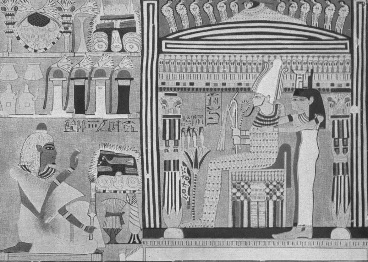 Il Fuoco di Ruota della Grande Piramide 2