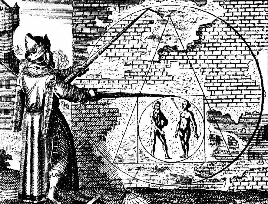 """I """"Tre giorni di buio"""" inatteso tempo dell'alchimia e dell'occulto?"""