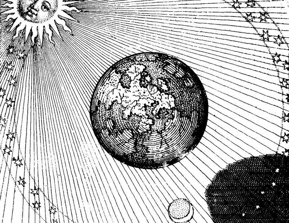 """I """"Tre giorni di buio"""" inatteso tempo dell'alchimia e dell'occulto? 1"""