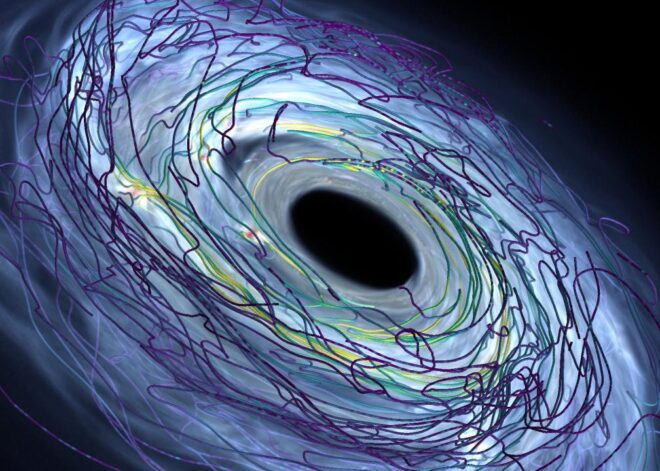 Magnetismo in azione nei dischi protoplanetari