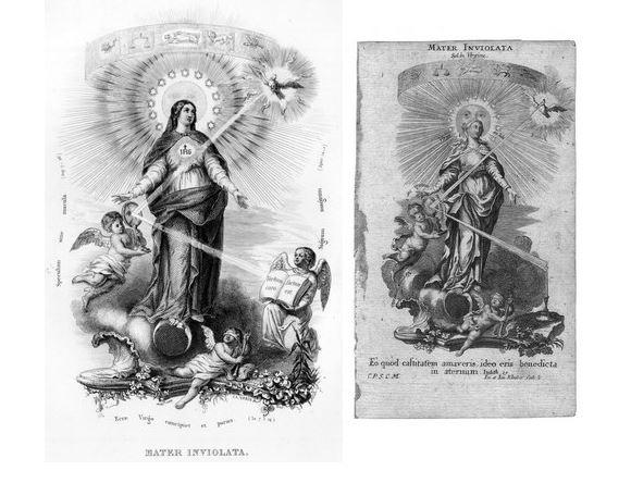 Albrecht Dürer all'origine delle querelles sulla nascita Di Gesù 1