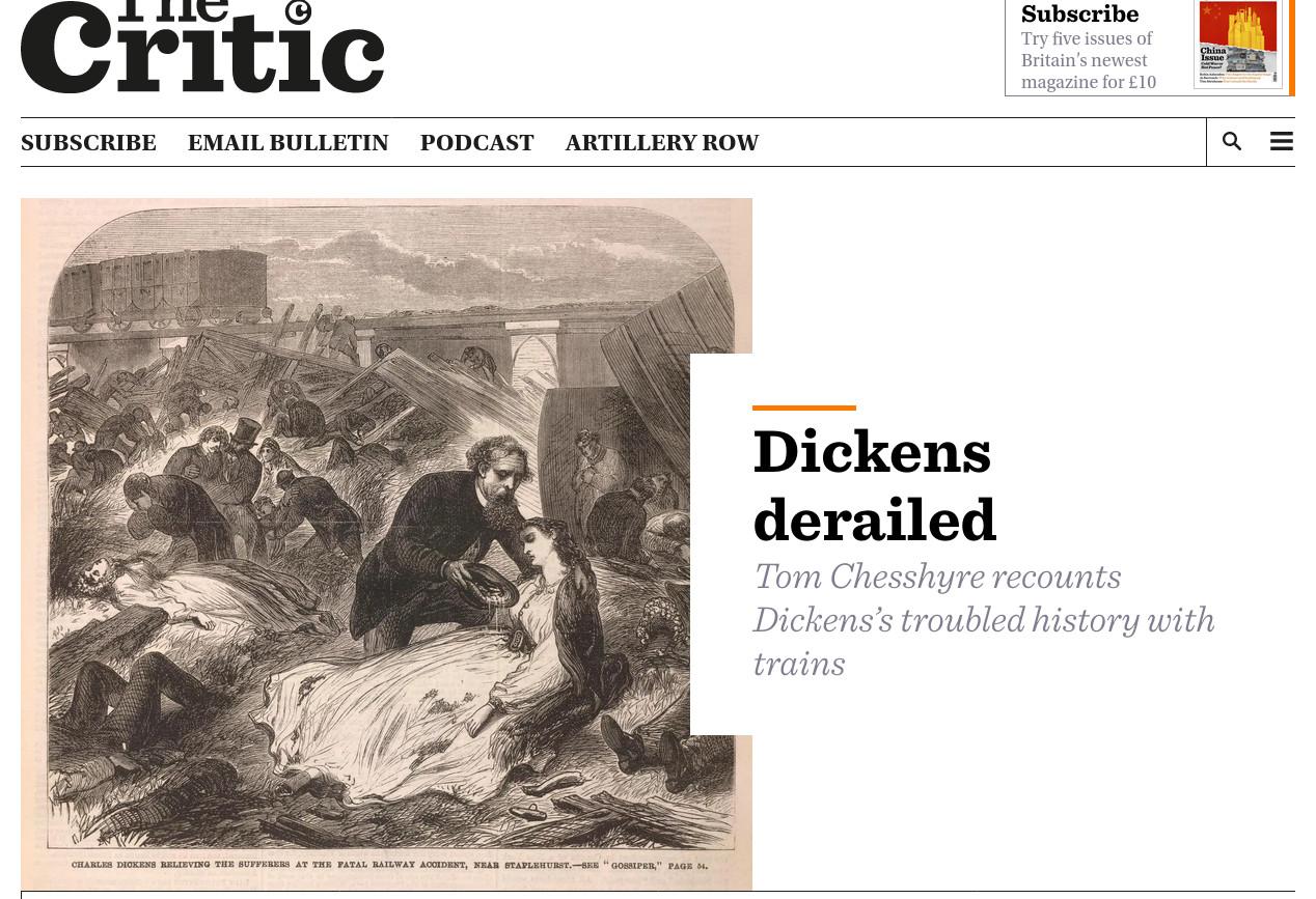 Il serpente biblico nei fantasmi di Charles Dickens 3
